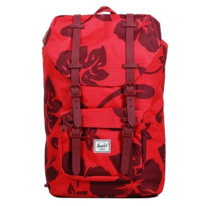 Herschel Sac à dos Little America Mid Volume aloha [ Promotion Black Friday Soldes ]