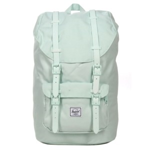 Herschel Sac à dos Little America Mid Volume glacier [ Promotion Black Friday Soldes ]