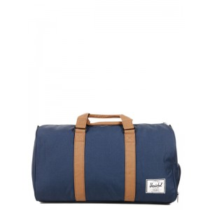 Herschel Sac de voyage Novel 52 cm navy/tan [ Promotion Black Friday Soldes ]