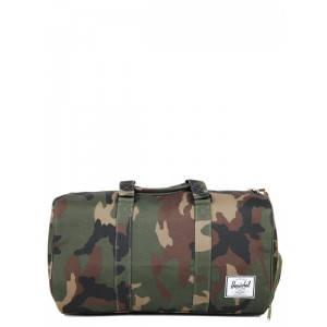Herschel Sac de voyage Novel 52 cm woodland camo [ Promotion Black Friday Soldes ]