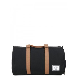 Herschel Sac de voyage Novel 52 cm black/tan [ Promotion Black Friday Soldes ]