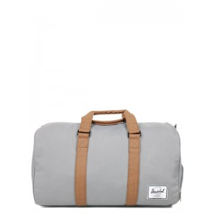 Herschel Sac de voyage Novel 52 cm grey/tan [ Promotion Black Friday Soldes ]
