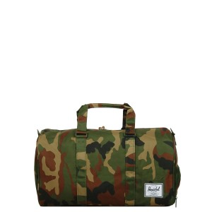 Herschel Sac de voyage Novel 52 cm woodland camo multi zip [ Promotion Black Friday Soldes ]