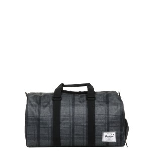 Herschel Sac de voyage Novel 52 cm plaid [ Promotion Black Friday Soldes ]