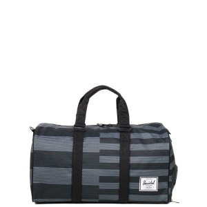 Herschel Sac de voyage Novel 52 cm routes/black [ Promotion Black Friday Soldes ]