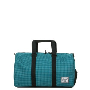 Herschel Sac de voyage Novel 52 cm ocean depths grid [ Promotion Black Friday Soldes ]