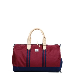 Herschel Sac de voyage Novel Offset 52 cm windsor wine/peacoat [ Promotion Black Friday Soldes ]
