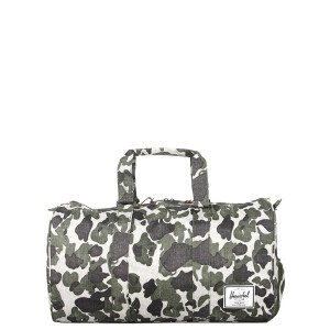 Herschel Sac de voyage Novel 52 cm frog camo [ Promotion Black Friday Soldes ]
