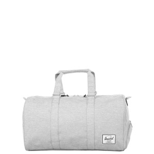 Herschel Sac de voyage Novel 52 cm light grey crosshatch [ Promotion Black Friday Soldes ]