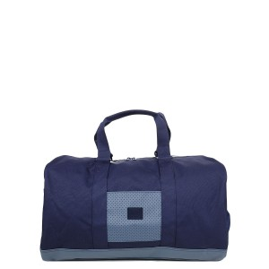 Herschel Sac de voyage Novel Aspect 52 cm peacoat/navy/vermillion orange | Pas Cher Jusqu'à 20% - 80%