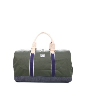 Herschel Sac de voyage Novel Offset 52 cm forest night/ dark denim [ Promotion Black Friday Soldes ]
