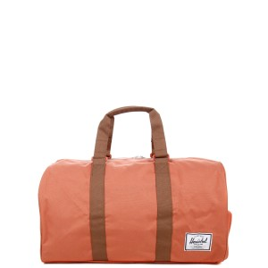 Herschel Sac de voyage Novel 52 cm apricot brandy/saddle brown [ Promotion Black Friday Soldes ]