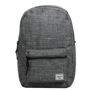 Herschel Sac à dos Settlement Mid Volume raven crosshatch [ Promotion Black Friday Soldes ]