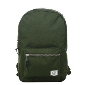 Herschel Sac à dos Settlement Mid Volume forest night/black [ Promotion Black Friday Soldes ]