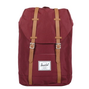 Herschel Sac à dos Retreat windsor wine [ Promotion Black Friday Soldes ]