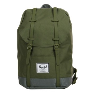 Herschel Sac à dos Retreat ivy green/smoked pearl [ Promotion Black Friday Soldes ]