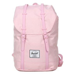 Herschel Sac à dos Retreat pink lady crosshatch [ Promotion Black Friday Soldes ]