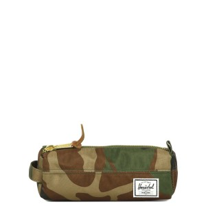 Herschel Trousse Settlement Case woodland camo [ Promotion Black Friday Soldes ]