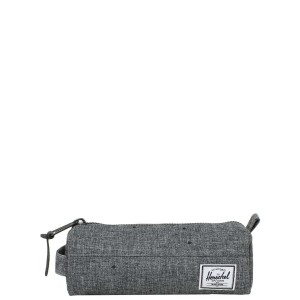 Herschel Trousse Settlement Case scattered raven crosshatch [ Promotion Black Friday Soldes ]