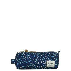 Herschel Trousse Settlement Case peacoat mini floral [ Promotion Black Friday Soldes ]