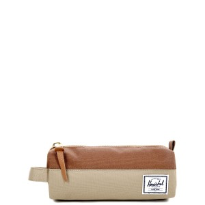 Herschel Trousse Settlement Case kelp/saddle brown [ Promotion Black Friday Soldes ]