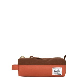 Herschel Trousse Settlement Case apricot brandy/saddle brown [ Promotion Black Friday Soldes ]