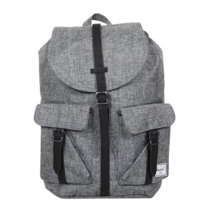 Herschel Sac à dos Dawson raven crosshatch black [ Promotion Black Friday Soldes ]