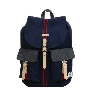 Herschel Sac à dos Dawson Offset peacoat/dark denim [ Promotion Black Friday Soldes ]