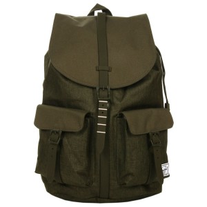Herschel Sac à dos Dawson olive night crosshatch/olive night [ Promotion Black Friday Soldes ]