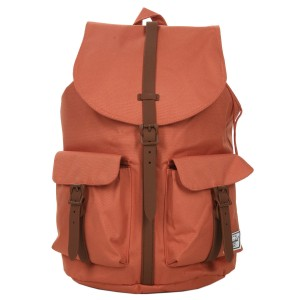Herschel Sac à dos Dawson apricot brandy/saddle brown [ Promotion Black Friday Soldes ]
