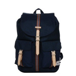 Herschel Sac à dos Dawson Offset medieval blue crosshatch/medieval blue [ Promotion Black Friday Soldes ]