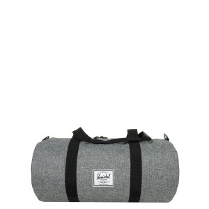 Herschel Sac de voyage Sutton Mid Volume 47.5 cm raven crosshatch black [ Promotion Black Friday Soldes ]