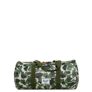 Herschel Sac de voyage Sutton Mid Volume 47.5 cm frog camo [ Promotion Black Friday Soldes ]