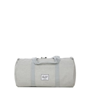 Herschel Sac de voyage Sutton Mid Volume 47.5 cm light grey crosshatch [ Promotion Black Friday Soldes ]