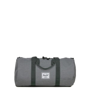 Herschel Sac de voyage Sutton Mid Volume 47.5 cm mid grey crosshatch [ Promotion Black Friday Soldes ]