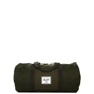 Herschel Sac de voyage Sutton Mid Volume 47.5 cm olive night crosshatch/olive night [ Promotion Black Friday Soldes ]