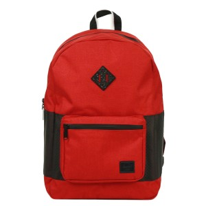 Herschel Sac à dos Ruskin Aspect barbados cherry crosshatch/black [ Promotion Black Friday Soldes ]