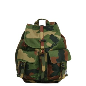 Herschel Sac à dos Dawson X-Small woodland camo [ Promotion Black Friday Soldes ]