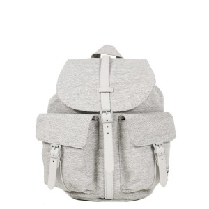 Herschel Sac à dos Dawson X-Small light grey crosshatch [ Promotion Black Friday Soldes ]