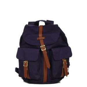 Herschel Sac à dos Dawson X-Small purple velvet [ Promotion Black Friday Soldes ]