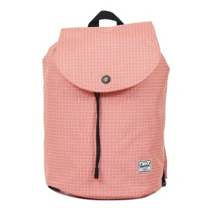 Herschel Sac à dos Reid X-Small strawberry ice grid [ Promotion Black Friday Soldes ]