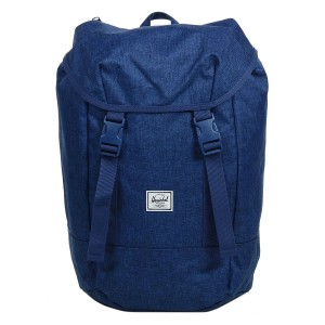 Herschel Sac à dos Iona eclipse crosshatch [ Promotion Black Friday Soldes ]