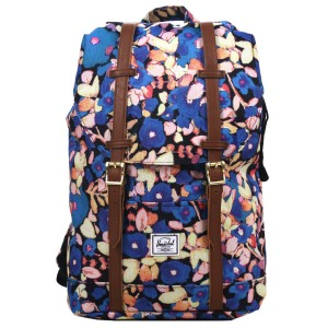 Herschel Sac à dos Retreat Mid-Volume painted floral [ Promotion Black Friday Soldes ]