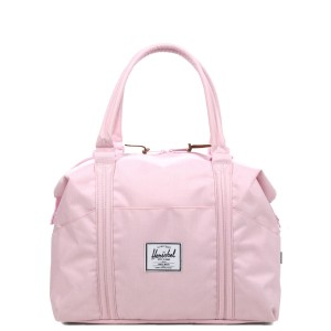 Herschel Sac de voyage Strand 41 cm pink lady crosshatch [ Promotion Black Friday Soldes ]