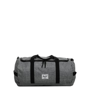 Herschel Sac de voyage Sutton 59 cm raven crosshatch [ Promotion Black Friday Soldes ]