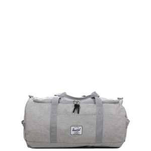Herschel Sac de voyage Sutton 59 cm light grey crosshatch [ Promotion Black Friday Soldes ]