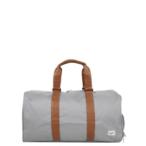 Herschel Sac de voyage Novel Mid-Volume 53 cm grey/tan [ Promotion Black Friday Soldes ]