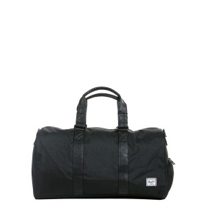 Herschel Sac de voyage Novel Mid-Volume 53 cm black/black [ Promotion Black Friday Soldes ]