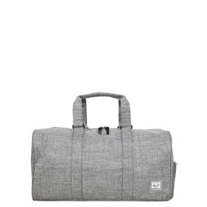 Herschel Sac de voyage Novel Mid-Volume 53 cm raven crosshatch [ Promotion Black Friday Soldes ]