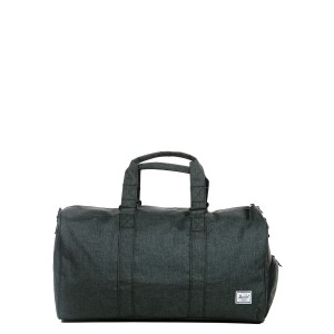 Herschel Sac de voyage Novel Mid-Volume 53 cm black crosshatch [ Promotion Black Friday Soldes ]